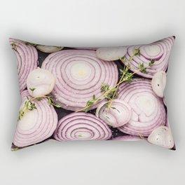 Onions Rectangular Pillow