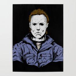 He's Back! Happy Halloween! Poster