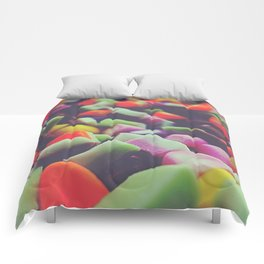 Sweets 05A - Dolly Mixtures Comforters
