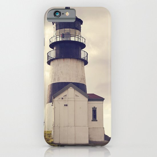 Cape Disappointment Lighthouse iPhone & iPod Case