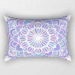Mandala 01 Rectangular Pillow