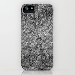 Pattern psychedelia iPhone Case