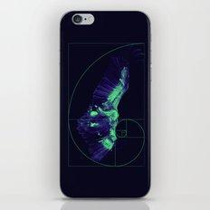 Sacred Vulture iPhone & iPod Skin