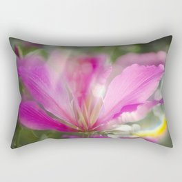 Flare Flower Rectangular Pillow