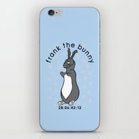 Don't Pat the Bunny iPhone & iPod Skin