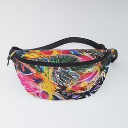 Insect Models: Beautiful Butterflies 04-03 Fanny Pack