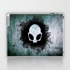 ...•[][¶ Alien Skull ¶][]•… Laptop & iPad Skin