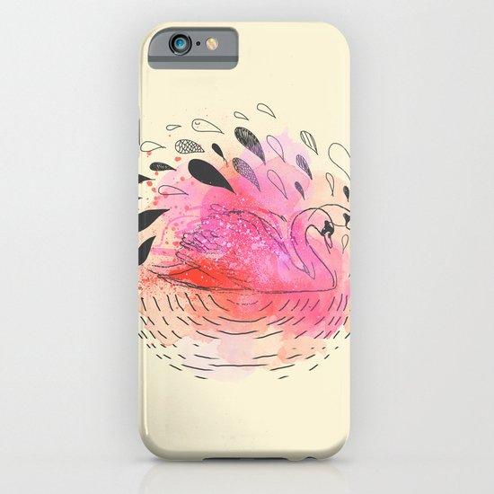 Swans iPhone & iPod Case