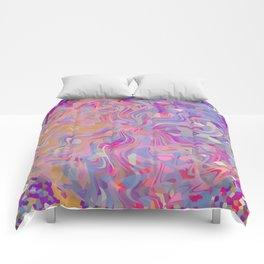 Electrified Crystal Ball Comforters