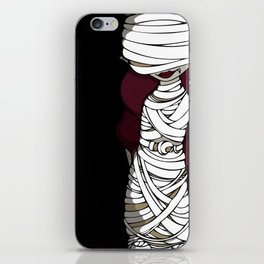 Mattie the Mummy iPhone Skin