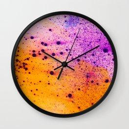 Abstract No. 520 Wall Clock