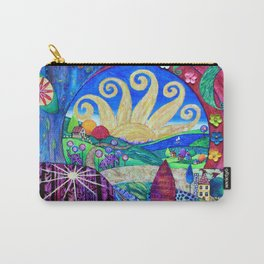 Road To Tranquility Carry-All Pouch