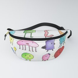Little Monster Buddies Fanny Pack