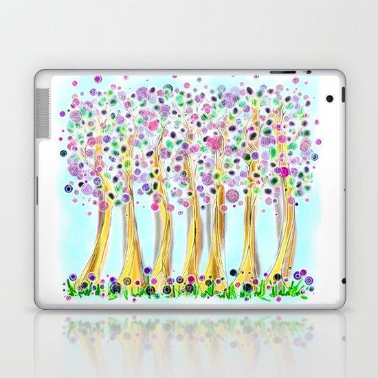 Jubilation Laptop & iPad Skin