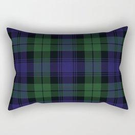 BLACK WATCH TARTAN Rectangular Pillow
