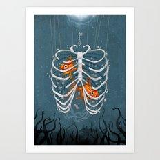 Life and Death 2 Art Print