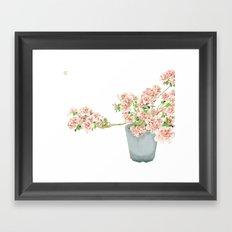 Heavenly Blossom #1 Framed Art Print