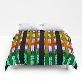 Light on! Comforters
