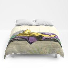 Figure Drawing Comforters