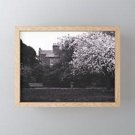 A bit of england which feels like home Framed Mini Art Print