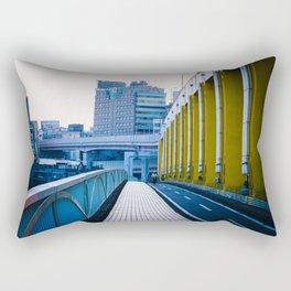 Bridge in Taipei Rectangular Pillow