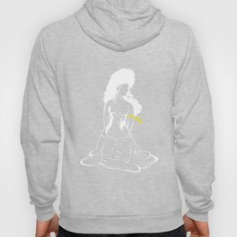 Black dark girl shirt Hoody