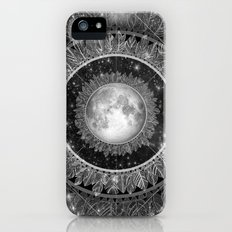 Major Tom (floating in my tin can, far above the Moon) Slim Case iPhone (5, 5s)