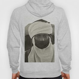 'African pride' - Mohamed from Timbuktu Hoody
