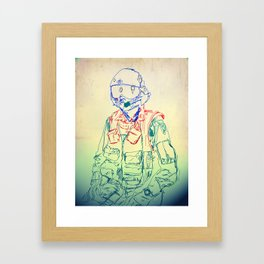 What is it Good For? Framed Art Print
