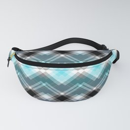 chequered dreams Fanny Pack
