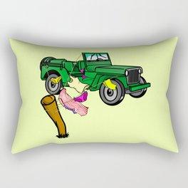 4WD Rectangular Pillow