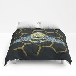 Bumble Bee Comforters