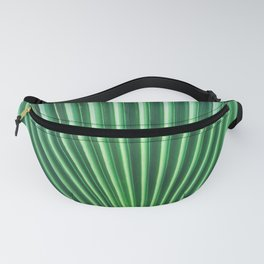 Palm Leaf Texture Fanny Pack