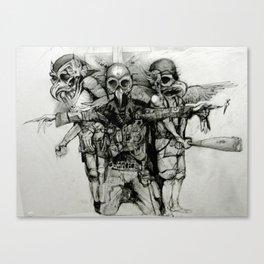 knighthawx Canvas Print