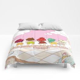 Chu Chu Angel : shake it bon bon Comforters