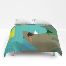 Three eyes Comforters