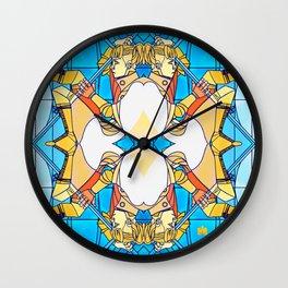 Not a Princess Wall Clock