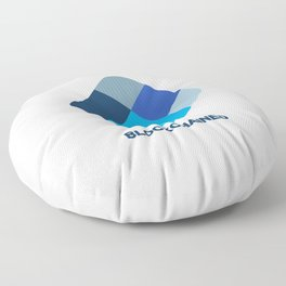 We are Blockchained | Crypocurrency lovers gift Floor Pillow