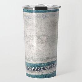 The Whale - vintage Travel Mug