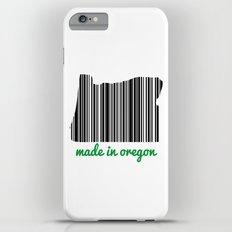 Made in Oregon iPhone 6s Plus Slim Case