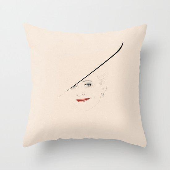 Eliza Throw Pillow