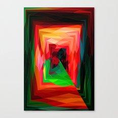 A maze ment Canvas Print