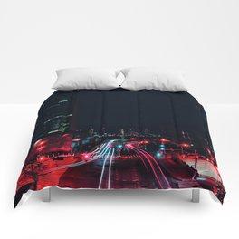 Queens Midtown Tunnel / FDR Comforters