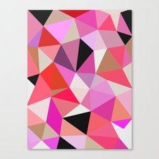 Lipstick Tris Canvas Print