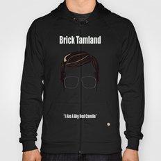 Brick Tamland: Weather Hoody
