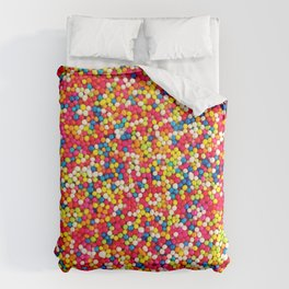 Round Sprinkles Comforters