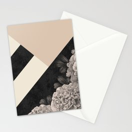 Flowers in sunlight Stationery Cards