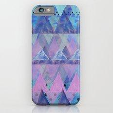 Layered Triangles 2 iPhone 6s Slim Case