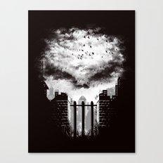 War Zone Canvas Print