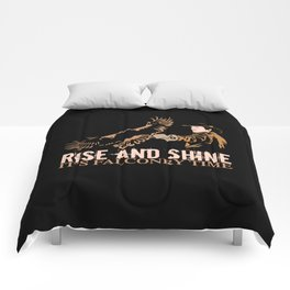 Its Falconry Time Comforters
